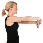 New Moms Wrist Pain Stretch