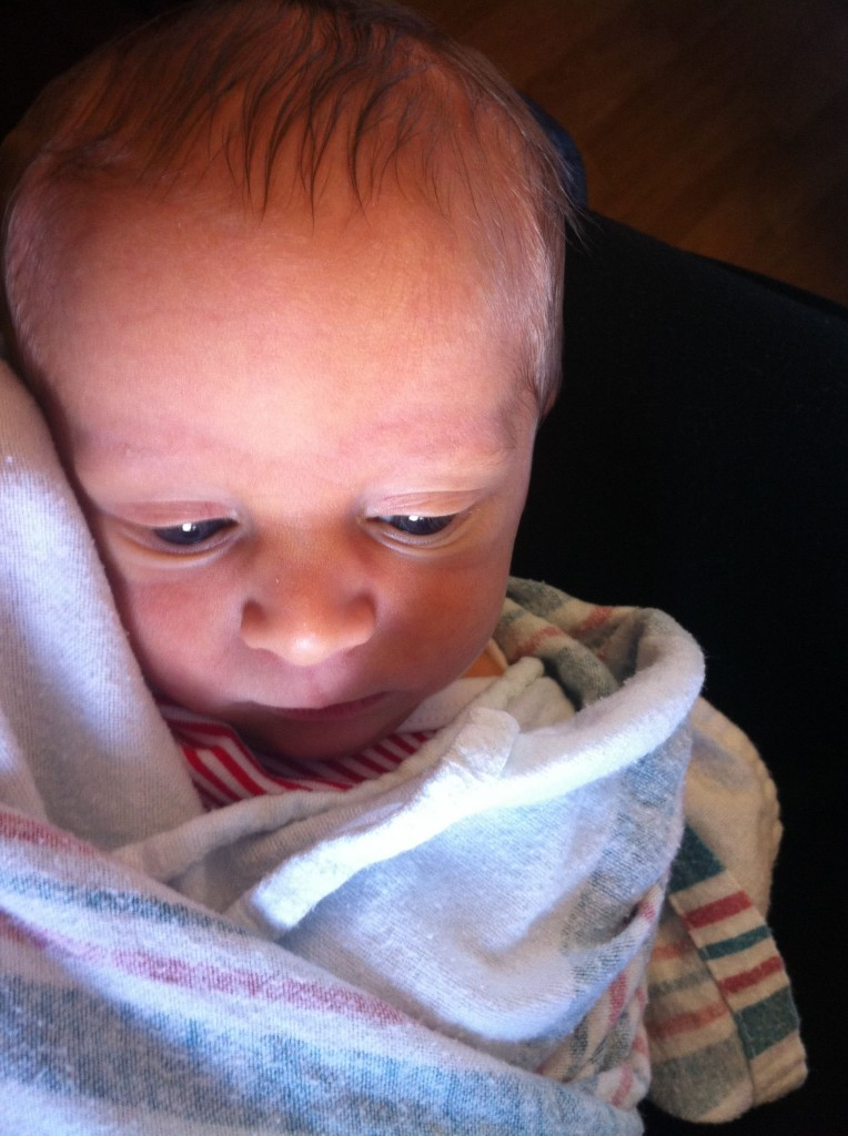 Newborn Coming Home from hospital