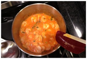 Healthy Thai Shrimp for with Dream Dinners