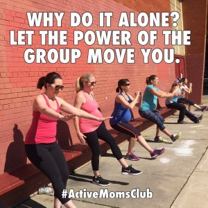 Prenatal Exercise Let the Power of Group Move You