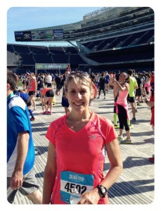 Soldier Field 10-Miler 2014 Active Moms Club