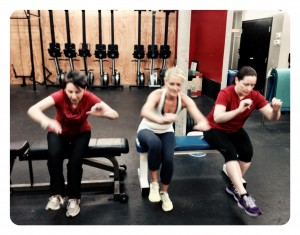 Active Moms CLub Fitness Challenge_Squats