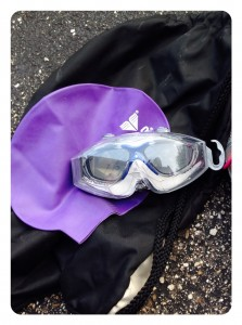 Aqua Sphere Vista Mask TYR swim cap