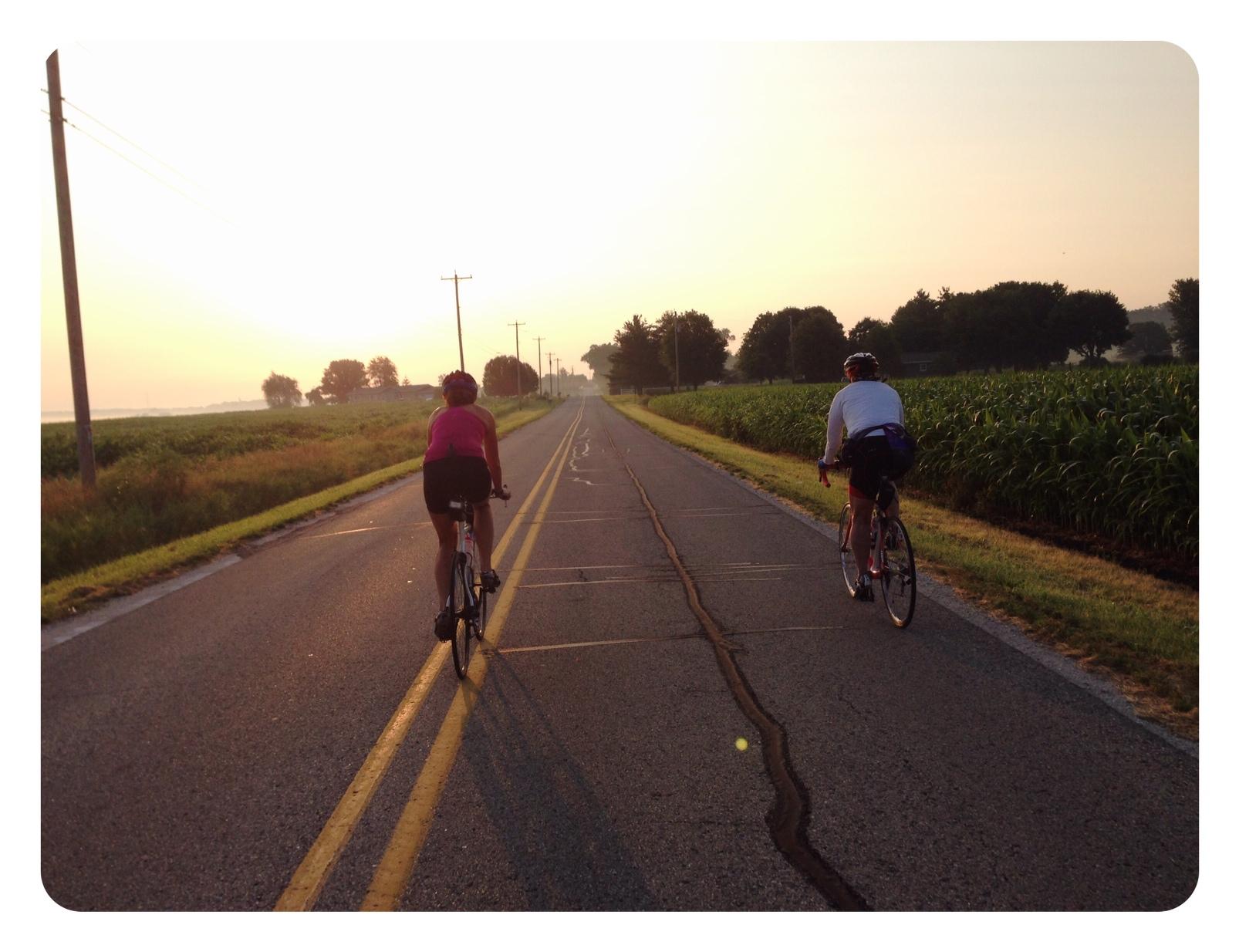 Lake Geneva Bike Ride Active Moms Club