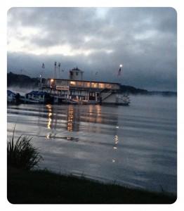 TriRock Lake Geneva Boat