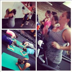 Fitness Challenge Active Moms Club