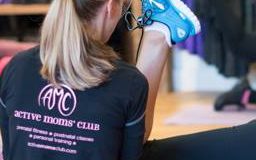 Active Moms Club Prenatal Postnatal Personal Trainer