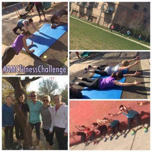 AMC Fitness Challenge_Collage