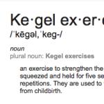 Kegel Exercise3