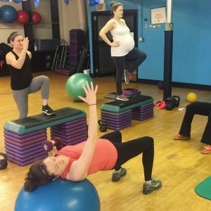 Prenatal Workout 37 weeks