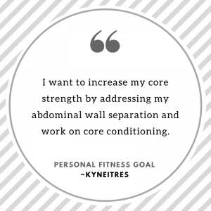 personal fitness goal_KTB