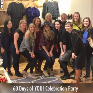 60-Days of You! CelebrationParty