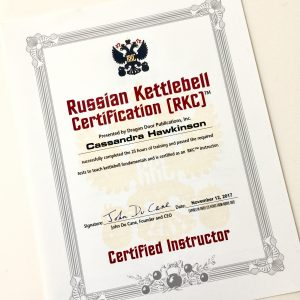RKCCertification