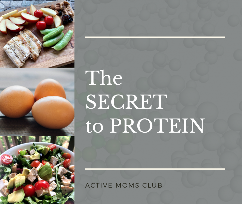 The secret to protein blog